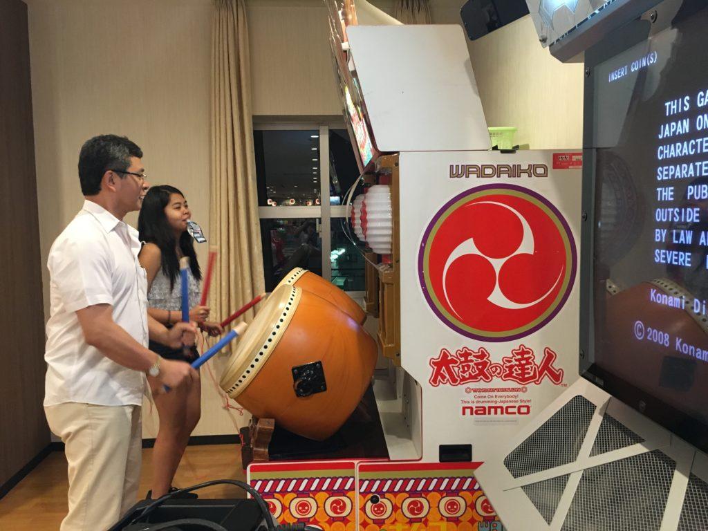 Beppu Kamenoi hotel kid amusement